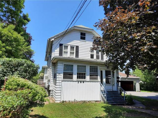 288 Northland Avenue, Rochester, NY 14609 (MLS #R1345365) :: BridgeView Real Estate Services