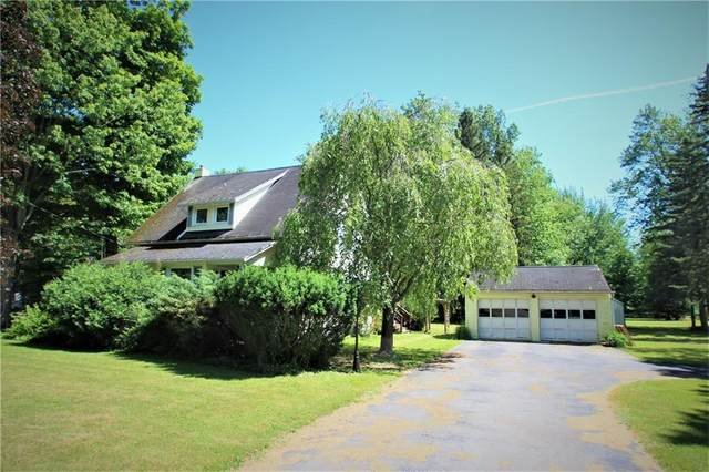 108 Linwood Avenue, Gaines, NY 14411 (MLS #R1345370) :: Robert PiazzaPalotto Sold Team