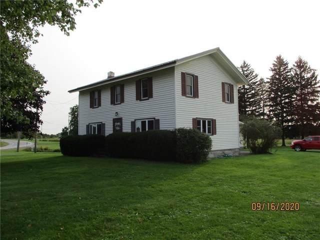 4802 S Livonia Road, Livonia, NY 14487 (MLS #R1345415) :: BridgeView Real Estate Services