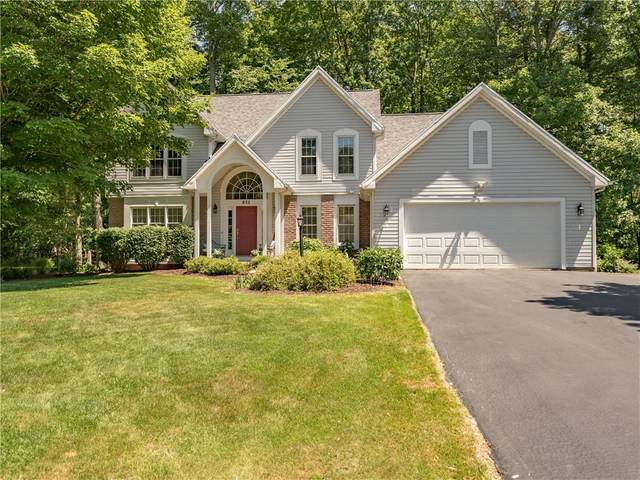 832 Houston Road, Webster, NY 14580 (MLS #R1345419) :: Robert PiazzaPalotto Sold Team