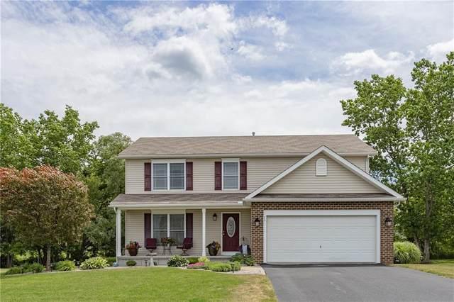 75 Harrogate Crossing, Henrietta, NY 14586 (MLS #R1345459) :: TLC Real Estate LLC