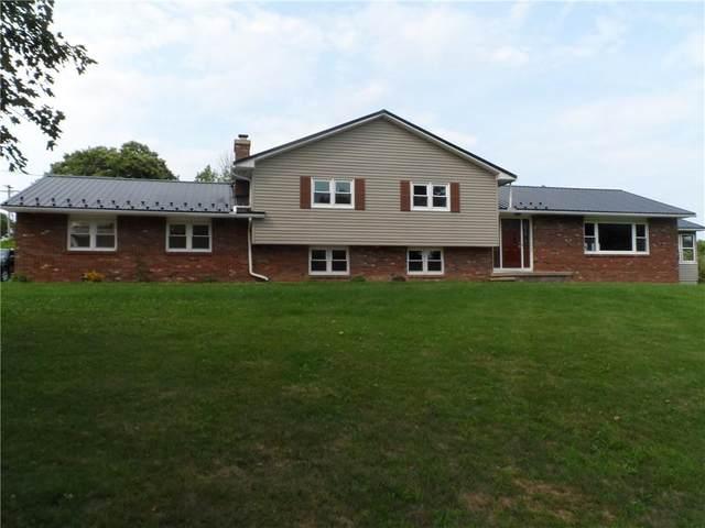 2911 Bronson Hill Road, Avon, NY 14414 (MLS #R1345500) :: Robert PiazzaPalotto Sold Team