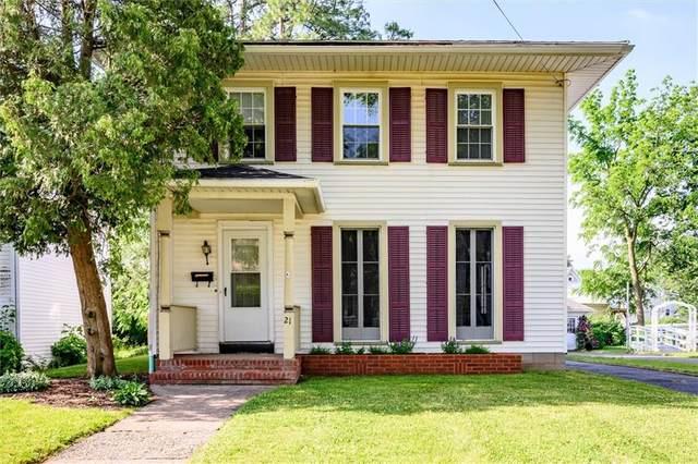 21 Gorton Avenue, Parma, NY 14468 (MLS #R1345515) :: Lore Real Estate Services