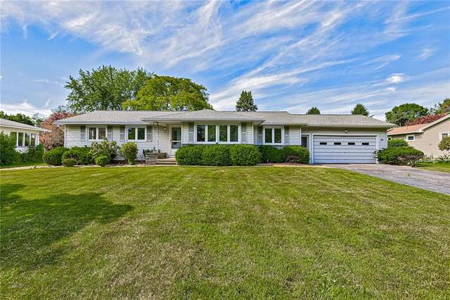 63 City View Drive, Penfield, NY 14625 (MLS #R1345550) :: Robert PiazzaPalotto Sold Team