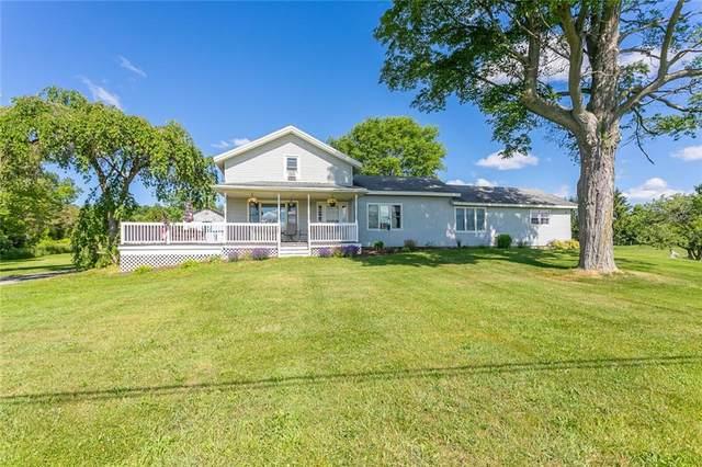 2626 Garden Street, Avon, NY 14414 (MLS #R1345567) :: BridgeView Real Estate Services