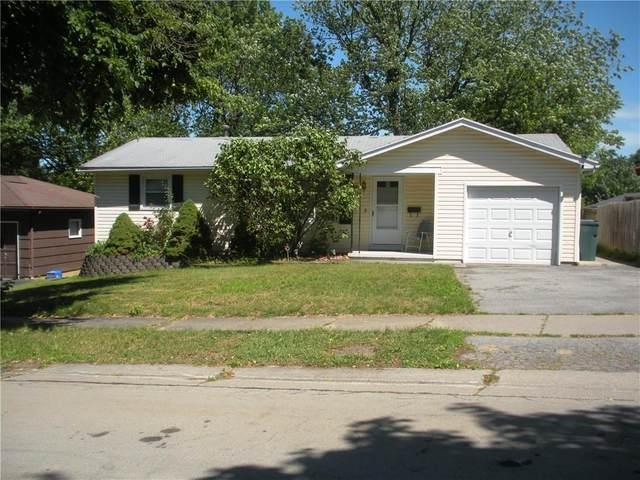 174 Valley Street, Rochester, NY 14612 (MLS #R1345573) :: Robert PiazzaPalotto Sold Team