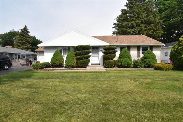 530 Ripplewood Drive, Greece, NY 14616 (MLS #R1345582) :: TLC Real Estate LLC