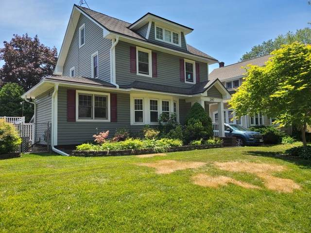 287 Somershire Drive, Irondequoit, NY 14617 (MLS #R1345633) :: Lore Real Estate Services