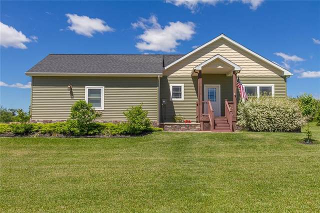3280 State Route 21, Canandaigua-Town, NY 14424 (MLS #R1345655) :: Thousand Islands Realty
