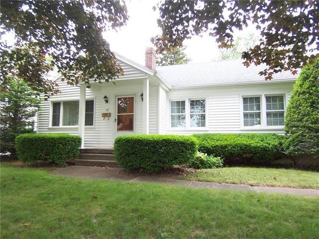 47 Woodrow Road, Batavia-City, NY 14020 (MLS #R1345700) :: MyTown Realty