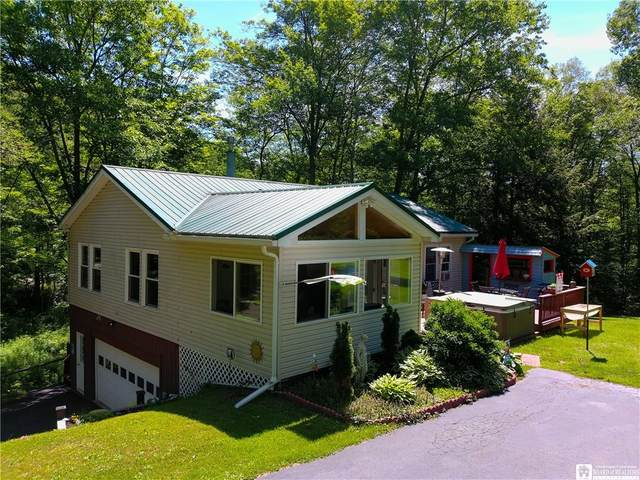 2301 Johnson Road, Olean-Town, NY 14760 (MLS #R1345709) :: Robert PiazzaPalotto Sold Team