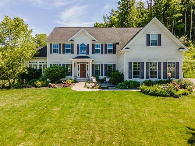 7927 Shire Lane, Victor, NY 14564 (MLS #R1345729) :: BridgeView Real Estate Services