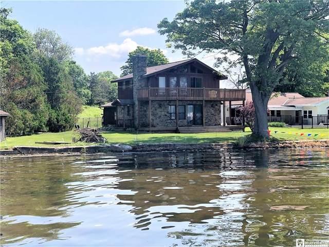 4008 Bemus Creek Road, Ellery, NY 14712 (MLS #R1345735) :: Thousand Islands Realty