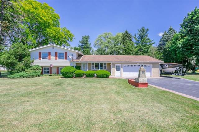 281 Whittier Road, Ogden, NY 14559 (MLS #R1345771) :: BridgeView Real Estate Services