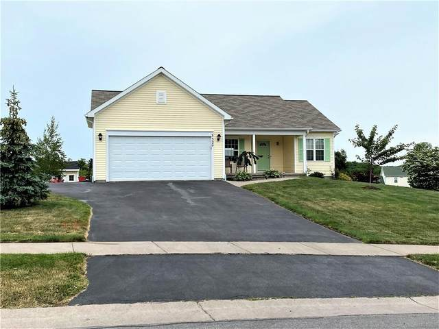 3329 Dandelion Trail, Canandaigua-Town, NY 14424 (MLS #R1345772) :: Thousand Islands Realty