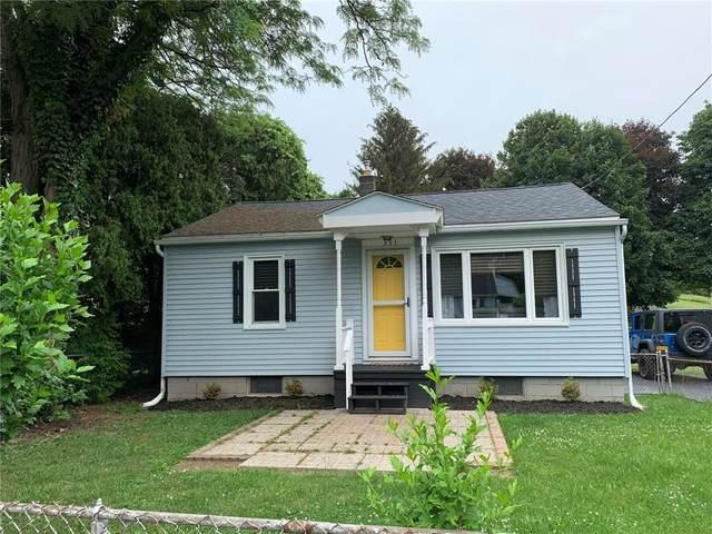 351 W Sherman Avenue, Arcadia, NY 14513 (MLS #R1345799) :: TLC Real Estate LLC