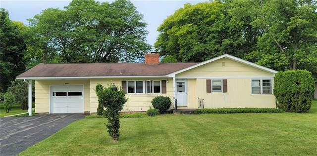 11 Hillcrest Drive, Victor, NY 14564 (MLS #R1345808) :: Thousand Islands Realty
