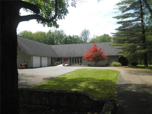 1101 Oakwood Drive, Victor, NY 14564 (MLS #R1345812) :: BridgeView Real Estate Services