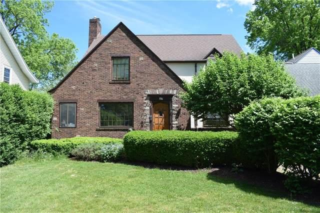 116 Westland Avenue, Brighton, NY 14618 (MLS #R1345823) :: TLC Real Estate LLC
