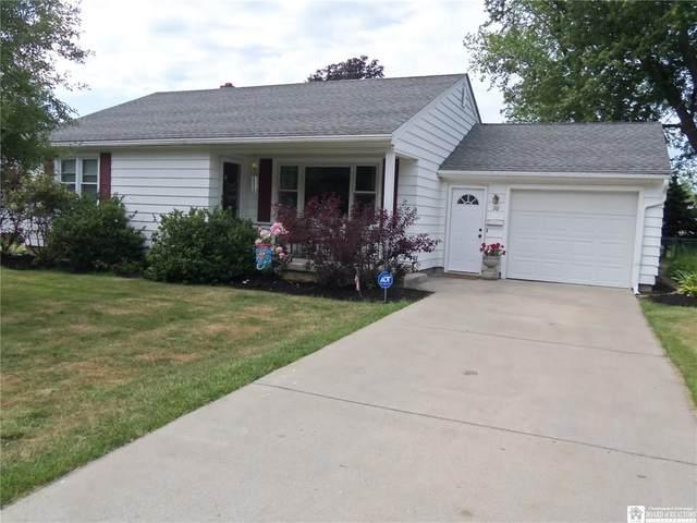 20 Leon Place, Pomfret, NY 14063 (MLS #R1345830) :: BridgeView Real Estate Services