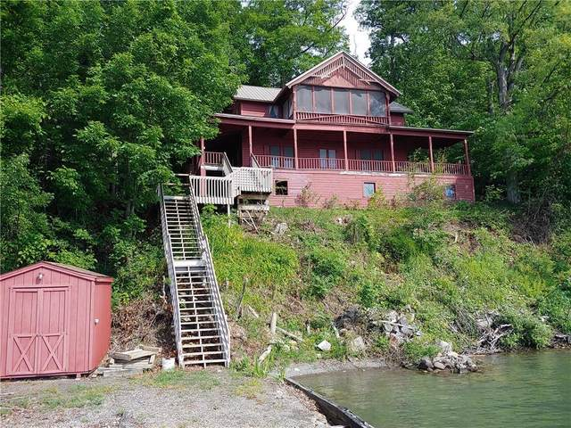 4645 West Lake Road, Canandaigua-Town, NY 14424 (MLS #R1345835) :: BridgeView Real Estate Services