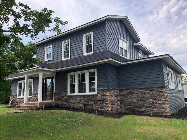 1918 State Route 65 ( Ontario St.), West Bloomfield, NY 14472 (MLS #R1345853) :: Thousand Islands Realty
