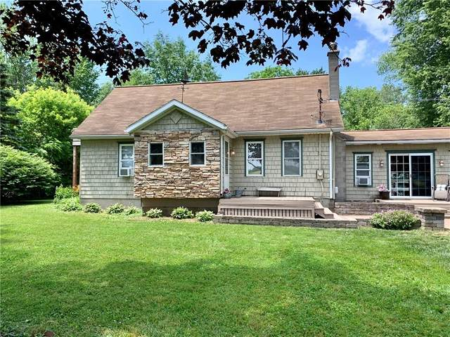 1710 W Kendall Road, Kendall, NY 14476 (MLS #R1345887) :: Lore Real Estate Services
