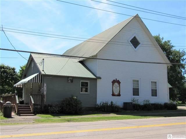 863 Mill Road, Busti, NY 14701 (MLS #R1345915) :: TLC Real Estate LLC