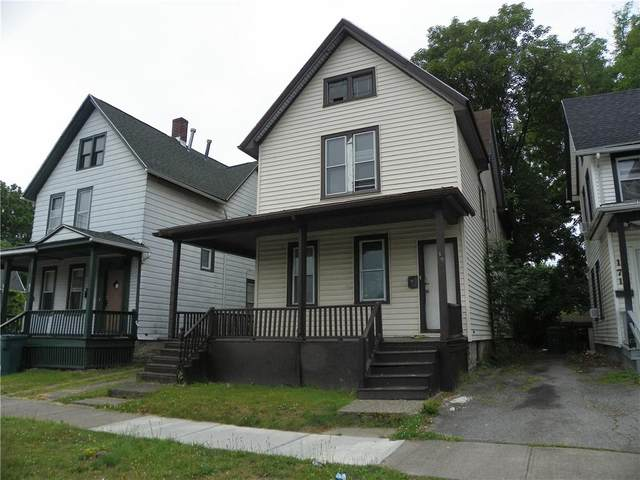 167 Frost Avenue, Rochester, NY 14608 (MLS #R1345971) :: Robert PiazzaPalotto Sold Team