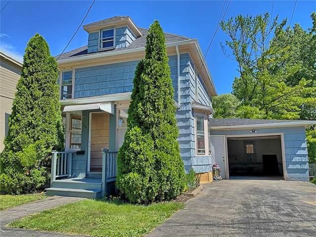 114 E Pearl Street, Arcadia, NY 14513 (MLS #R1345974) :: TLC Real Estate LLC