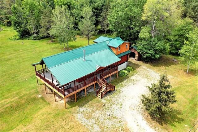 8650 Thornapple Hill Extension, Pulteney, NY 14873 (MLS #R1345995) :: TLC Real Estate LLC