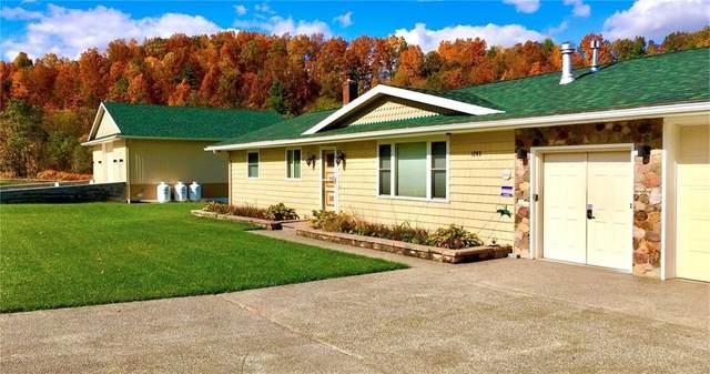 1283 Thompson Road, Portage, NY 14846 (MLS #R1346158) :: BridgeView Real Estate