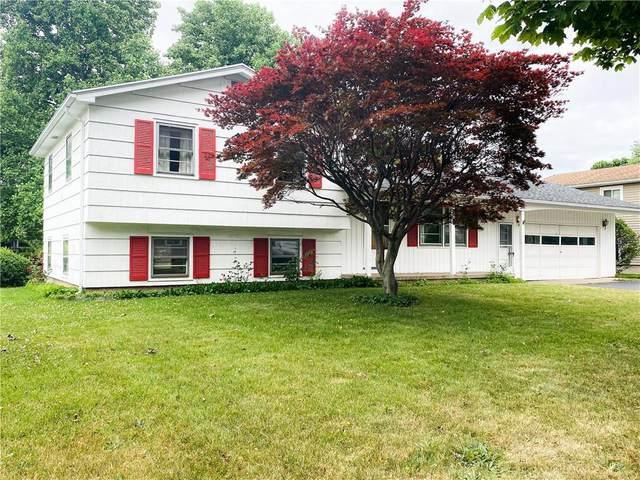 28 Meadow Circle, Irondequoit, NY 14609 (MLS #R1346174) :: TLC Real Estate LLC