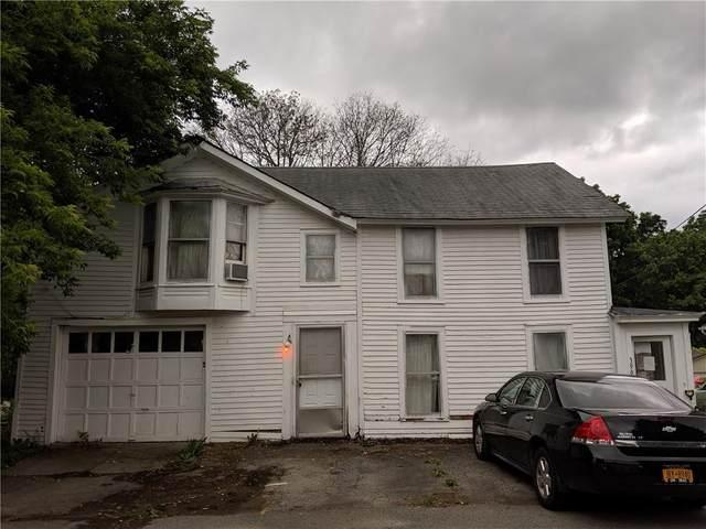 3965 W Walworth Road, Walworth, NY 14502 (MLS #R1346186) :: Robert PiazzaPalotto Sold Team