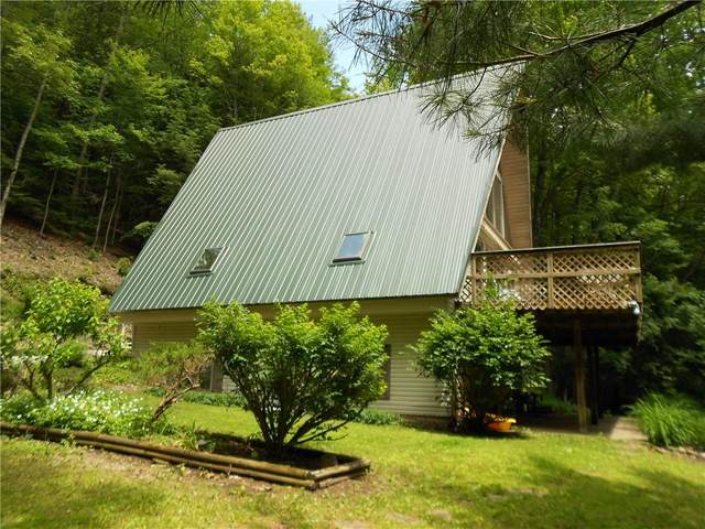 7033 Pokey Moonshine Road, Springwater, NY 14572 (MLS #R1346236) :: TLC Real Estate LLC