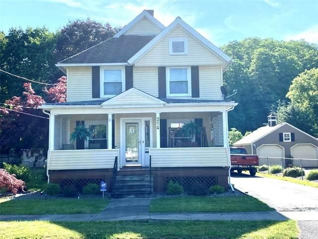 214 Hoffman Street, Arcadia, NY 14513 (MLS #R1346257) :: TLC Real Estate LLC