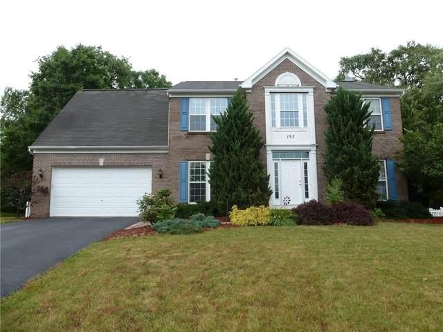 153 Hummingbird Way, Henrietta, NY 14586 (MLS #R1346282) :: TLC Real Estate LLC