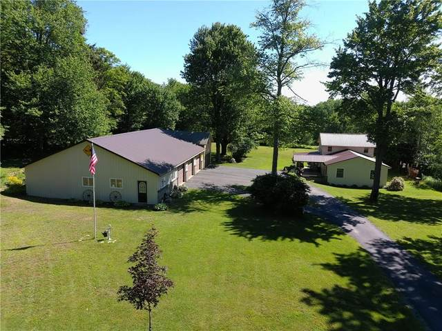 423 Pithole Road, Keating-Town, PA 16726 (MLS #R1346317) :: Thousand Islands Realty