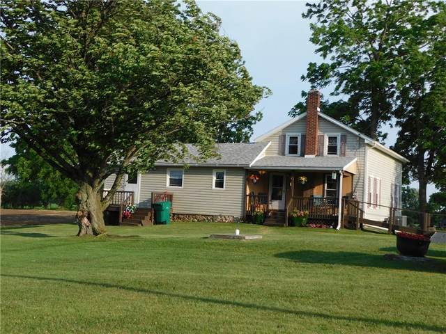 10187 Linwood Road, Pavilion, NY 14482 (MLS #R1346330) :: Thousand Islands Realty