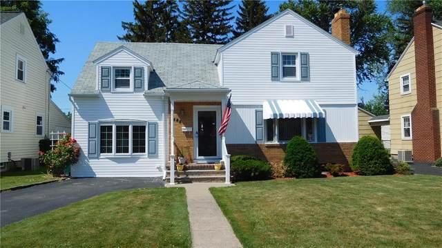 444 Harwick Road, Irondequoit, NY 14609 (MLS #R1346360) :: TLC Real Estate LLC