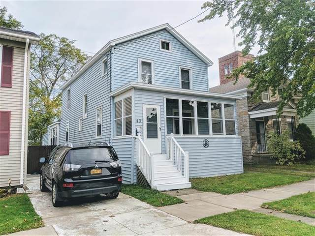 43 W 3rd Street, Oswego-City, NY 13126 (MLS #R1346390) :: TLC Real Estate LLC