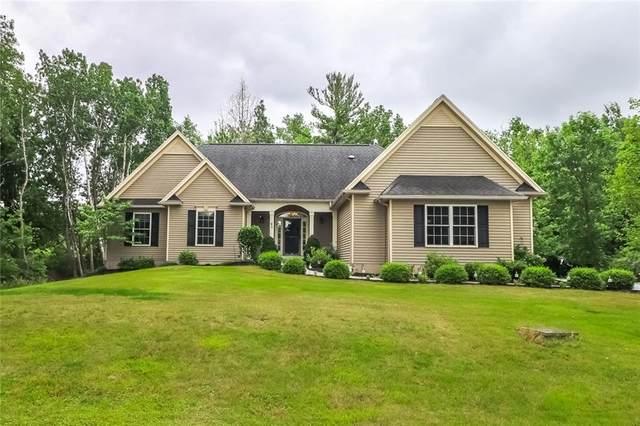 61 Hincher Road, Greece, NY 14468 (MLS #R1346515) :: TLC Real Estate LLC