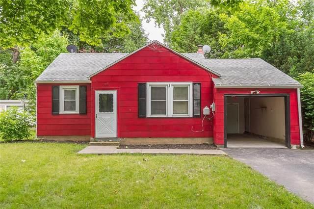 99 Jordan Ave, Gates, NY 14606 (MLS #R1346570) :: TLC Real Estate LLC