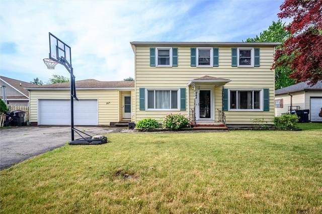 263 Brookdale Park, Irondequoit, NY 14609 (MLS #R1346663) :: TLC Real Estate LLC