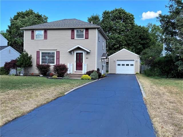 92 Vinedale Avenue, Irondequoit, NY 14622 (MLS #R1346702) :: TLC Real Estate LLC