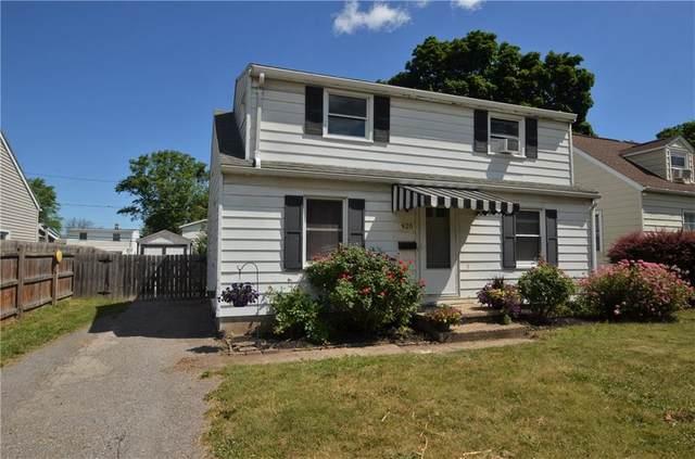 920 Britton Rd, Greece, NY 14616 (MLS #R1346710) :: TLC Real Estate LLC