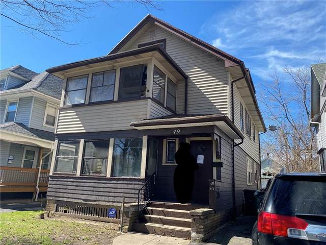 47 Fillmore St, Rochester, NY 14611 (MLS #R1346734) :: Robert PiazzaPalotto Sold Team