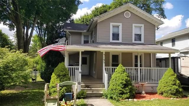 3195 East Avenue, Caledonia, NY 14423 (MLS #R1346768) :: TLC Real Estate LLC