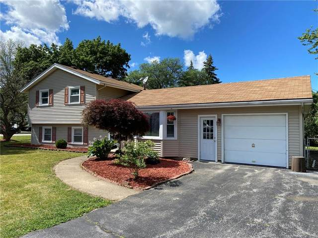 474 Wildwood Drive, Greece, NY 14616 (MLS #R1346798) :: TLC Real Estate LLC