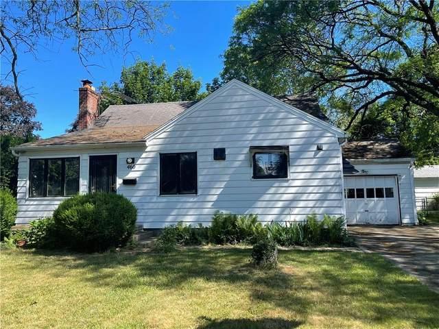 460 Pemberton Road, Irondequoit, NY 14622 (MLS #R1346824) :: TLC Real Estate LLC
